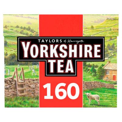 Taylors of Harrogate Yorkshire Tea 160 Bags