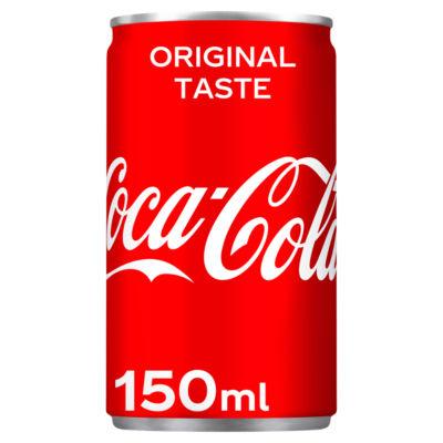 Coca-Cola Mini Can 150ml