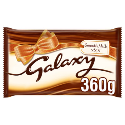 Galaxy Milk Chocolate 360g