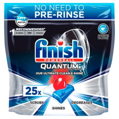 Finish Quantum Ultimate Original 50 Dishwasher Tablets