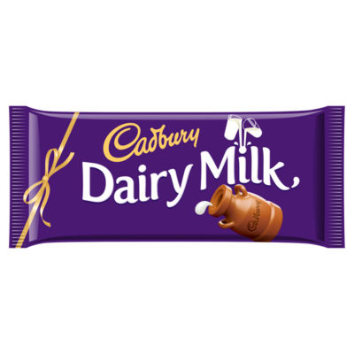 Cadbury Dairy Milk Chocolate Multipack 4x36g