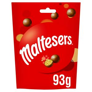 Maltesers Fairtrade Chocolate Pouch 102g