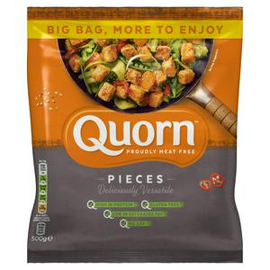 Quorn Vegetarian Chicken Style Pieces 500g