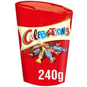Celebrations Pouch 400g