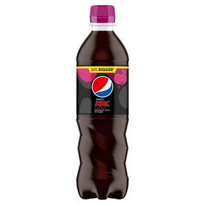 Pepsi Max Cherry Cans 24 X 330Ml