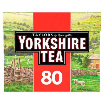 Taylors of Harrogate Yorkshire Tea 80 Bags