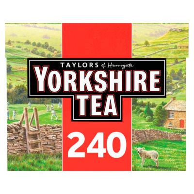Taylors of Harrogate Yorkshire Tea 240 Bags