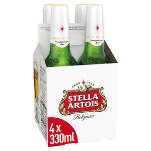 Stella Artois Premium Lager 10x440ml