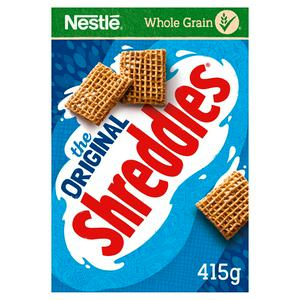 Nestle Shreddies Original Cereal 415g