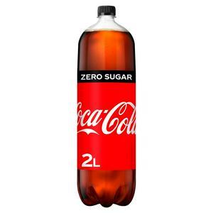Coca Cola Zero 2 Litre