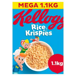 Kellogg's Rice Krispies Cereal 1.1kg