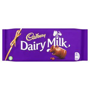 Cadbury Dairy Milk Chocolate Multipack 4x36g