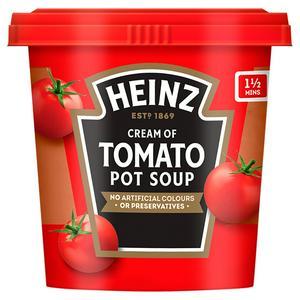 Heinz Cream Of Tomato Pot Soup 355G