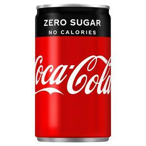 Coca Cola Zero Sugar 150Ml
