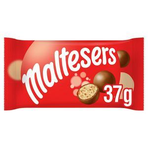 Maltesers Fairtrade Chocolate Bag 37g
