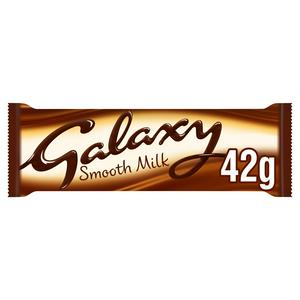 Galaxy Smooth Milk Chocolate Bar 42g